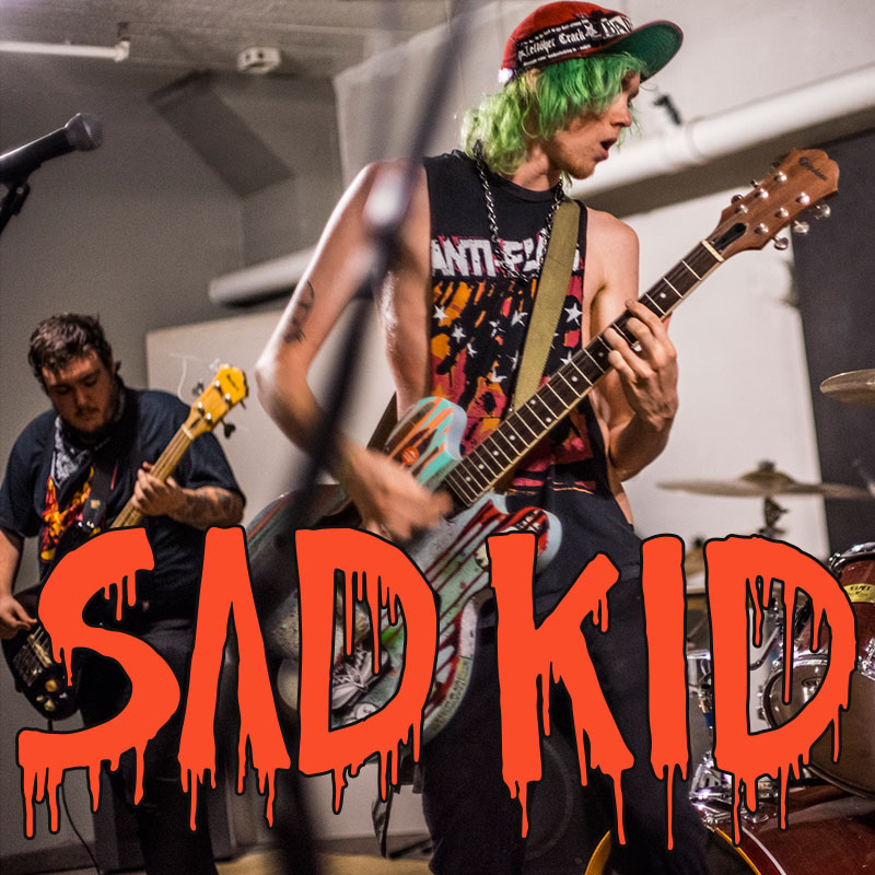 Sad Kid - Slope Records