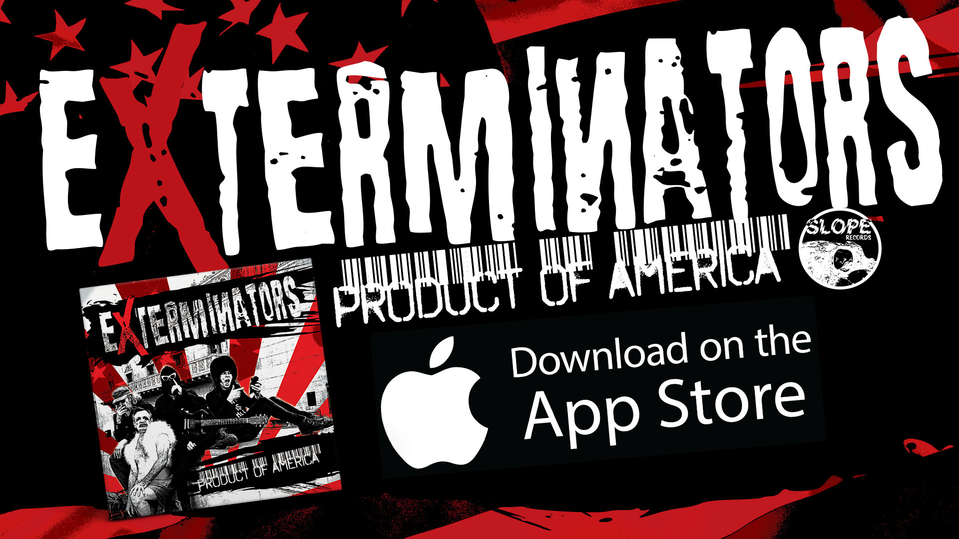 Exterminators - Product Of America available on iTunes