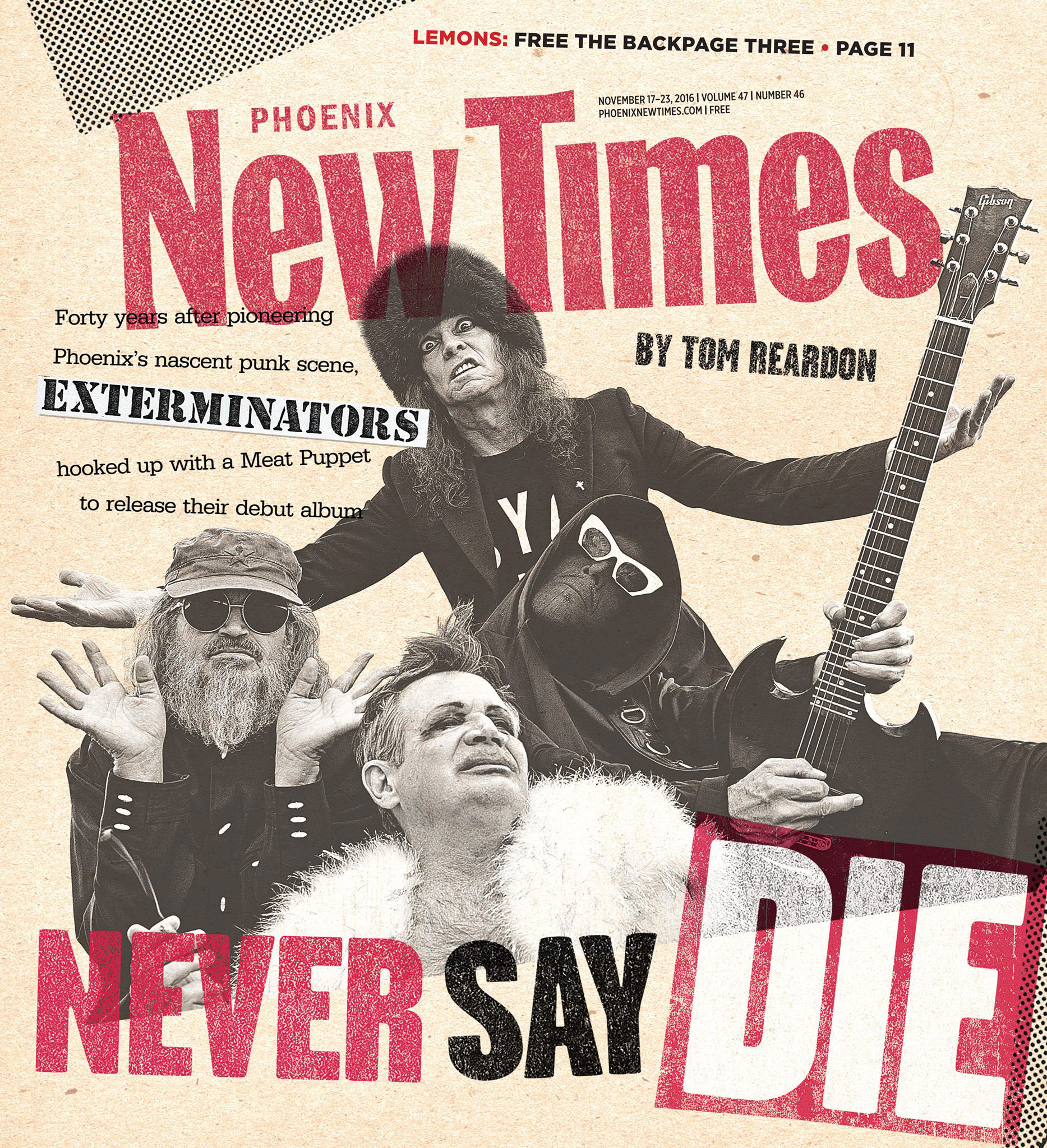 Phoenix New Times Features Exterminators