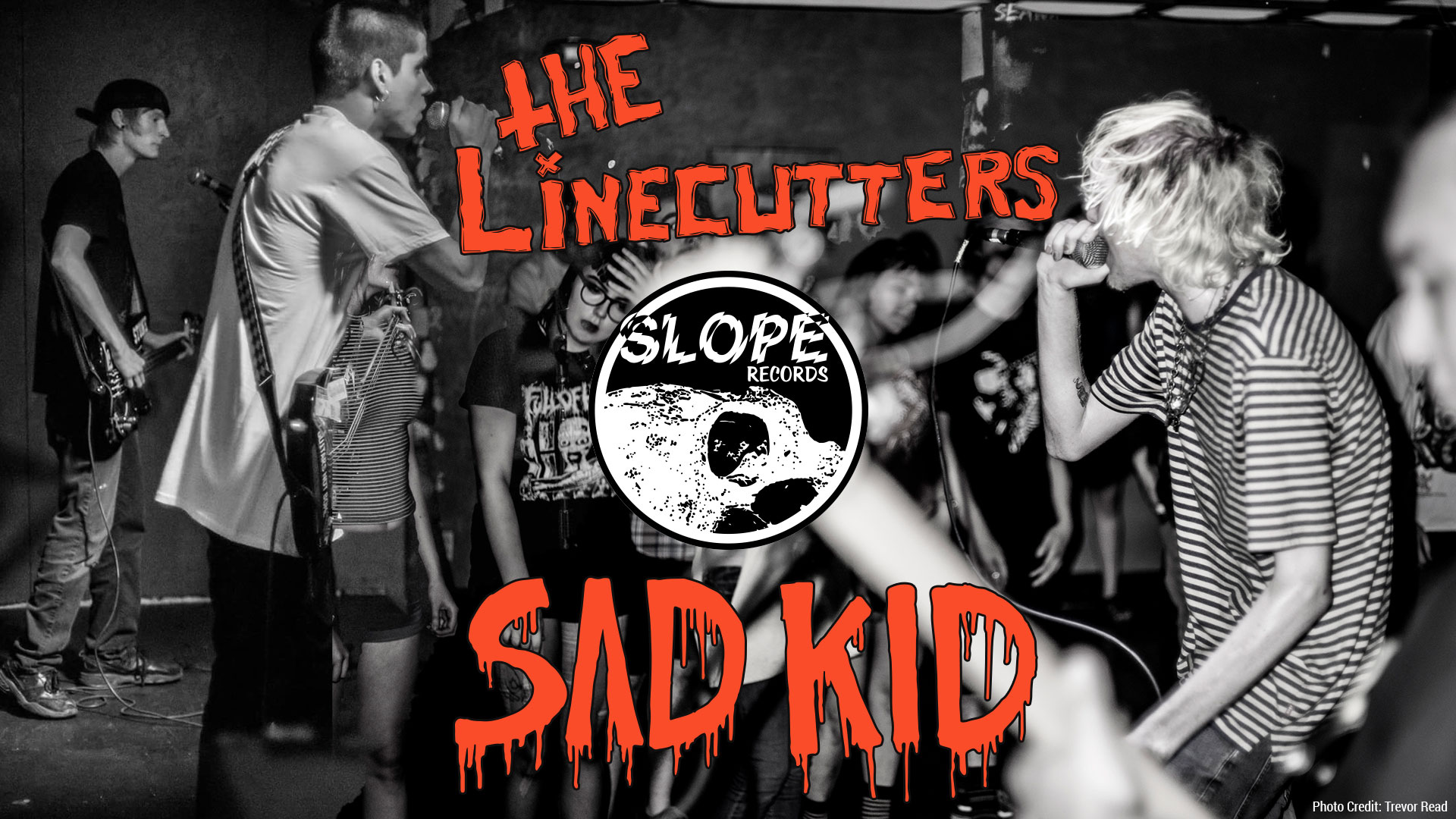 Slope Records Signs AZ's The Linecutters and Sad Kid