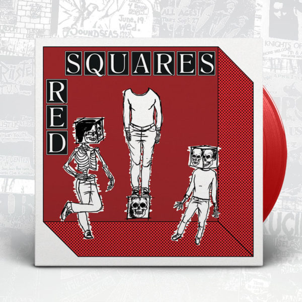 Red Squares - Modern Roll / Time Change - Slope Records