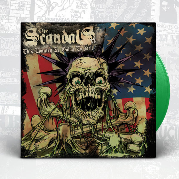 The Scandals - This Country Is Going To Hell - Slope Records